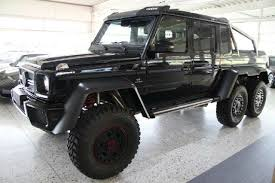 mercedes 6x6 truck mercedes g63 amg 6x6 for sale in florida 975 000