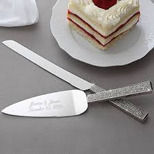 wedding cake knives and servers personalised picture personalized photo key ring cake knife wedding