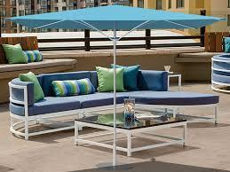 13 Patio Umbrella by Tropitone Trace Aluminum Patio Umbrella Extension Pole Repa15