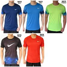Baju Senam Nike Murah jual murah baju kaos olahraga baju baju lari senam nike pakaian