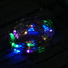 aliexpress com buy fashion 1m 2m led fairy light solar mason jar
