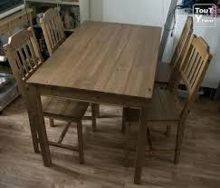 table de cuisine ikea bois table et chaises de cuisine beautiful cuisine taupe et bois chaise