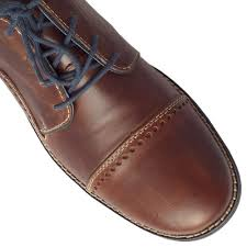rieker mustang 16002 26 men u0027s smart casual lace up shoes in brown