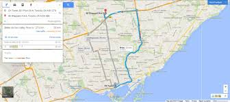 Google Map Of United States by Google Maps Toronto Get Directions Google Map Of The United States