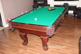 7 Foot Pool Table Cl Bailey Pool Tables Archives Dk Billiards U0026 Service Orange