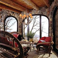 Log Outdoor Furniture by Log Cabin Decorating Log Cabin Patio Furniture Log Cabin Style