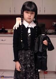 Wednesday Addams Halloween Costume 65 Clever Halloween Costumes Kids