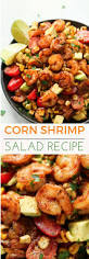 thanksgiving corn side dishes corn shrimp salad recipe primavera kitchen