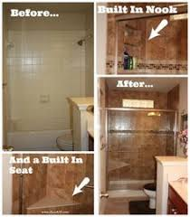 remodeled bathroom ideas before and after 20 awesome bathroom makeovers bathroom