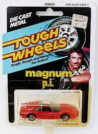 tom selleck 308 kidco diecast metal magnum pi gts 308 qv convertible