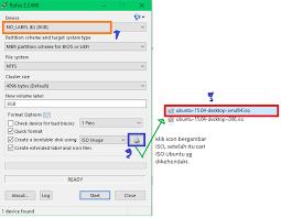 cara membuat bootable xp pada flashdisk cara membuat bootable linux ubuntu di flashdisk menggunakan software