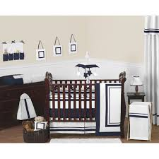 sweet jojo designs hotel 9 piece crib bedding set u0026 reviews wayfair