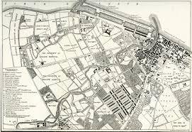 Edinburgh Map From U0027old U0026 New Edinburgh U0027 Map Of Leith