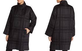 eileen fisher coats bloomingdale u0027s