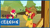 Raise This Barn Lyrics Raise This Barn French Version Fandub Lyrics Mlp Fim Youtube
