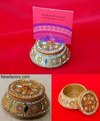 indian wedding gift box hindu wedding favors trinket box indian wedding favors