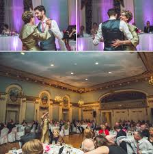 Fairmont Palliser Calgary K M Fairmont Palliser Calgary Wedding Photography Anna
