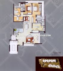 the ladyhill site u0026 floor plan singapore luxurious property