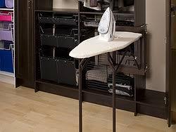 ironing board closet cabinet ironing board cabinet closet supply inc