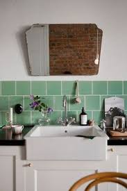 Green Kitchen Sink by Mood Elevator Copper Kitchen Sinks And Tile