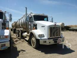 kenworth t800 high hood for sale kenworth t800 tank trucks for sale used trucks on buysellsearch