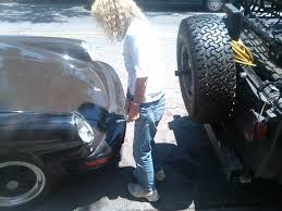 my jeep got slammed in the rear by porshe jeepforum com