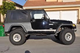 lj jeep jeep lj unlimited full corner armor 04 06 savvy off road clayton