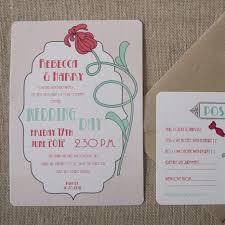 vintage wedding invitations page 2