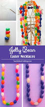 jelly bean easter necklaces two sisters crafting