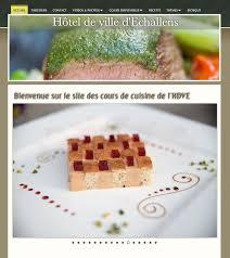 le site de cuisine cours hôtel de ville d echallens