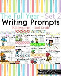 october writing prompts planning playtime