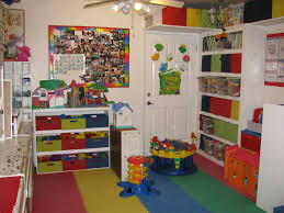 home daycare classroom designs for home or center based