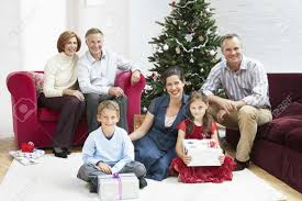 family gathering at stock photo picture and royalty