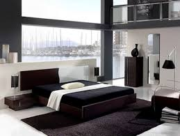 bedroom paint ideas with dark furniture gray tufted bed headboard