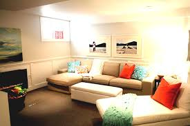 Basement Decorating Ideas For Family Room Ecormincom - Family room in basement
