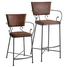 Pier One Imports Bar Stools Chesington Brown Counter U0026 Bar Stool Pier 1 Imports