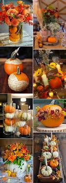 best 25 pumpkin centerpieces ideas on fall center