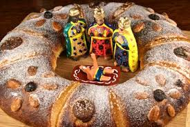 king cake baby jesus january 6 three wise day when the arrived bearing