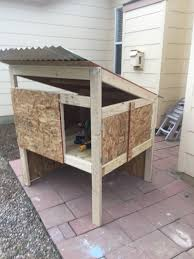 Chicken Coop Floor Plan This Is The Chicken Coop My Husband Made Using Plywood 2x4s And