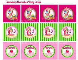 printable birthday invitations strawberry shortcake 9 best strawberry shortcake images on pinterest birthday
