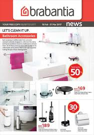 Brabantia Bathroom Accessories Kitchen Shop Brabantia Sale Up To 50 Off Home U0026 Furniture