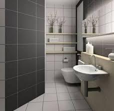 Modern Gray Tile Bathroom Bathroom Tile Color Ideas Small Bathroom