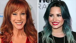 demi lovato leaked photos 2014 kathy griffin reveals death threats from demi lovato fans the