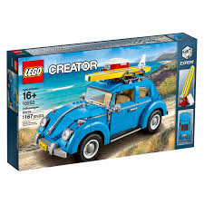 volkswagen bug 2016 lego updates the bug with the all new 10252 volkswagen beetle