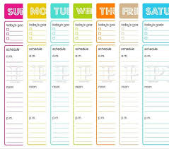 25 unique hourly planner ideas on pinterest daily schedule