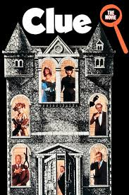 house 1985 clue house on haunted hill double feature