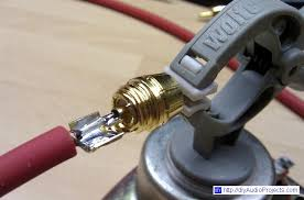 diy shielded rca interconnect cables