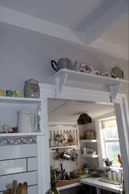 shabby chic kitchen and scullery in out 1890 u0027s villa marton