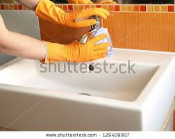 Cleaning Bathroom Faucets by Clean Bathroom Stock Images Royalty Free Images U0026 Vectors