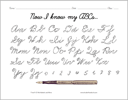 free worksheets alphabet handwriting sheet free math
